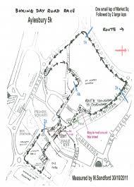 B49 Bus Route Map by Future Races Near Oxfordshire