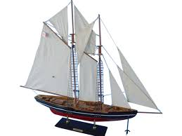 wholesale bluenose 32 inch wholesale sailing ship models model