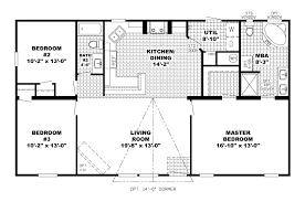 2 bedroom ranch floor plans floor plan ranch deck floor plan bedroom house plans x with