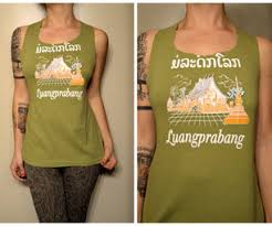 Upcycle Old Tshirts - make a tank top from an old t shirt 6 steps with pictures