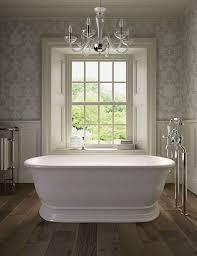 finished bathroom ideas best 25 freestanding bath ideas on neutral minimalist