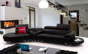 living room sectional sofas with cup holders leather recliner sofa