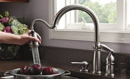 buying a kitchen faucet how to install a kitchen faucet