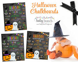 1st halloween sign u2013 festival collections