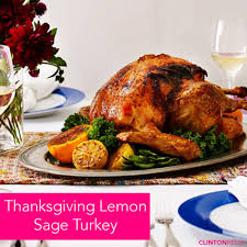 the chew thanksgiving turkey recipes thanksgiving lemon sage turkey clinton kelly