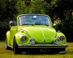73 1303 Super Beetle Cabriolet In Original Ravenna Green Color