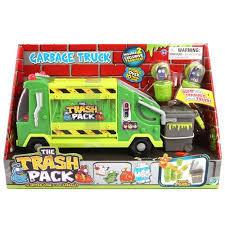 moose toys trash pack garbage truck play walmart