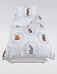 Marks And Spencer Duvet Cover Digital Bunny Bedding Set M U0026s