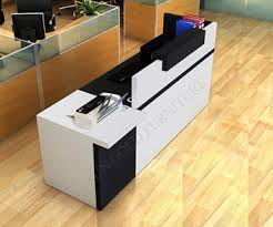 Salon Reception Desk Furniture Salon Reception Desk Office Furniture Office Counter Design Sz