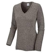 womens sweater columbia nubby nouveau v neck womens sweater 3785 3779 jpg 342