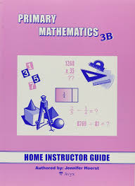 Primary Mathematics 3b Home Instructor U0027s Guide Jennifer Hoerst