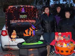 Halloween Trunk Decorations Pittsfield Umc U0027s Trunk Or Treat Offers Safe Place For Children On