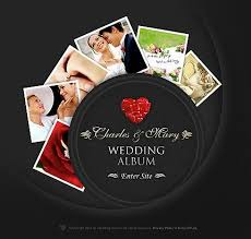 wedding album templates professional template wedding album template