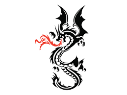 fire breathing dragon tattoo free download clip art free clip