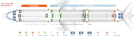 Air Canada Flight Map by Seat Map Airbus A330 300 Air Canada Best Seats In Plane