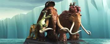 ice age meltdown characters actors images