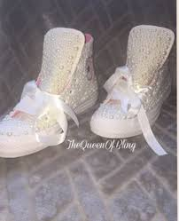 Wedding Shoes Converse 5 Beautiful Ways To Customise Your Wedding Shoes Wedding Shoes