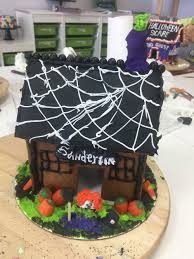 Halloween Haunted House Cake Spooky Haunted Houses U2014 My Make Studio