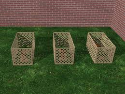 Hooks And Lattice by How To Build A Cedar Lattice Compost Bin 8 Steps With Pictures