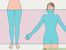 haircut for long torso how to dress well as a tall girl 10 steps with pictures