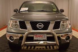 nissan frontier xe 2008 grey nissan frontier in new jersey for sale used cars on