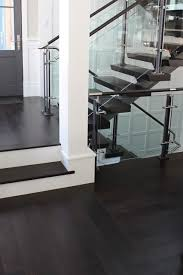 prefinished engineered oak flooring stair treads eclectic