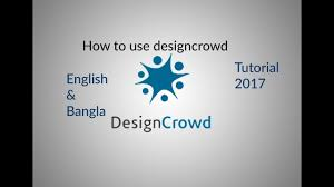 designcrowd tutorial how to use designcrowd account a to z 2017 youtube