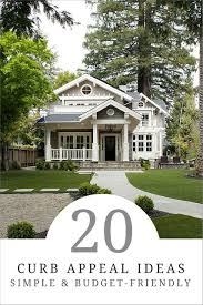 Simple Curb Appeal - ways to add curb appeal christmas ideas home decorationing ideas