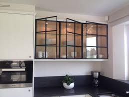 kitchen cabinets aluminum glass door black steel glass cabinet doors devlin design