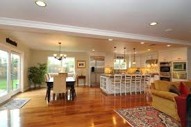 kitchen great room floor plans large great room ideas kitchen dining family room floor plans large
