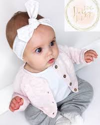 baby headbands uk how adoarble is this baby of the day cardigan is by next t
