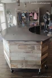 Velvet Reception Desk Diy Reception Desk Great Step By Step Pictures U0026 Plans Http Www