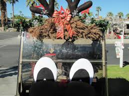 palm desert greens country club holiday golf cart parade greater
