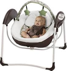 portable baby swing with lights top 7 portable baby swings of 2018 video review