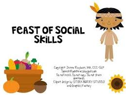 39 best thanksgiving social skills images on social