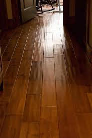 stylish scraped hardwood flooring cherry