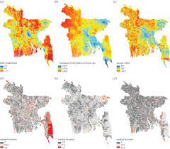 T Mobile Tower Map Mapping Poverty Using Mobile Phone And Satellite Data Journal Of