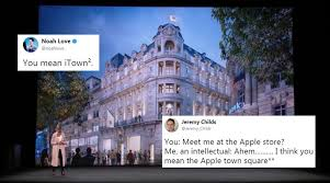 Apple Store Paris Apple Stores To Be Renamed Apple Town Squares Guess Who Don U0027t