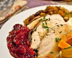 how to make the thanksgiving turkey and my favorite side