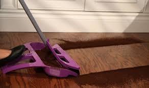 Laminate Floor Broom The Wisp One Handed Broom Gadget Flow