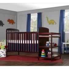 convertible crib and changing table crib changing table combo