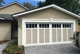 Overhead Door Jacksonville Fl New Garage Door In Jacksonville Overhead Garage Doors Garage