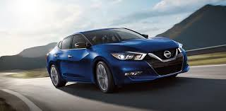 Nissan Maxima 2005 Interior The 2018 Nissan Maxima Is Plush And Powerful Garber Nissan