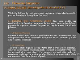 international trade finance ppt download