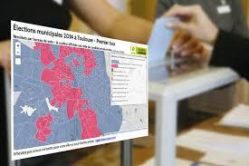 r駸ultats par bureau de vote cartes interactives des municipales 2014 makina corpus