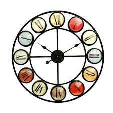 kitchen clocks modern wall clocks spider wall clock design also modern kitchen