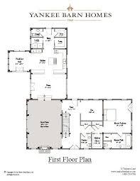 Barn Living Floor Plans 32 Best For Building A House Images On Pinterest Yankee Barn