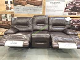 Latest Leather Reclining Sofa Pulaski Furniture Leather Reclining