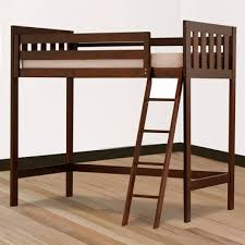 Canwood Bunk Bed Canwood Alpine Ii Loft Bed In Espresso Free Shipping