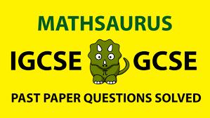 gsce igcse solving quadratic equations exam questions youtube